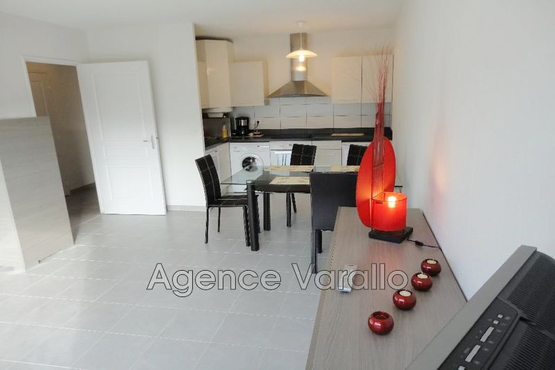 Photo Appartement Antibes Hauteurs,  Location appartement  2 pièces   45 m²