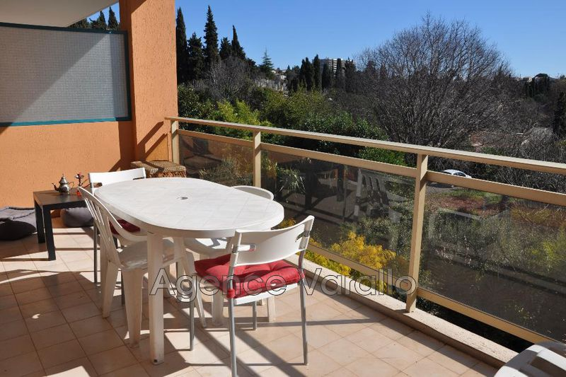 Photo Appartement Antibes Hauteurs,  Location appartement  1 pièce   31 m²