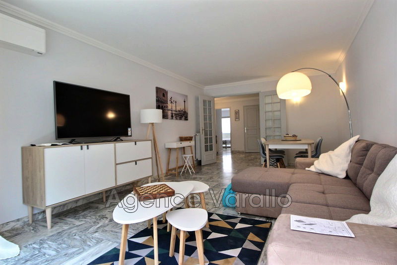Appartement Antibes Antibes centre,  Location appartement  3 pièces   80 m²