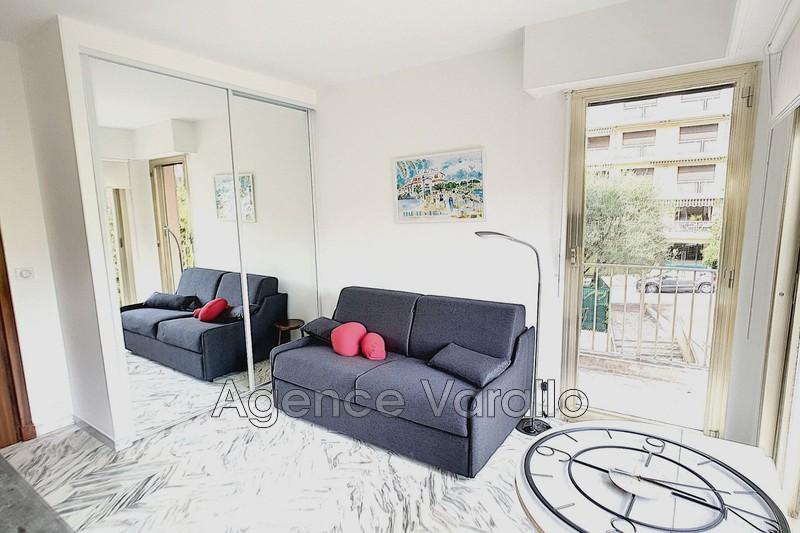 Appartement Juan-les-Pins Debut cap juan,  Location appartement  1 pièce   14m²