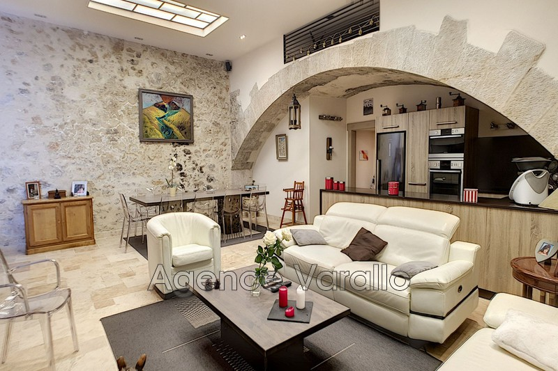Loft Antibes Vieil antibes,   to buy loft  4 rooms   161 m²