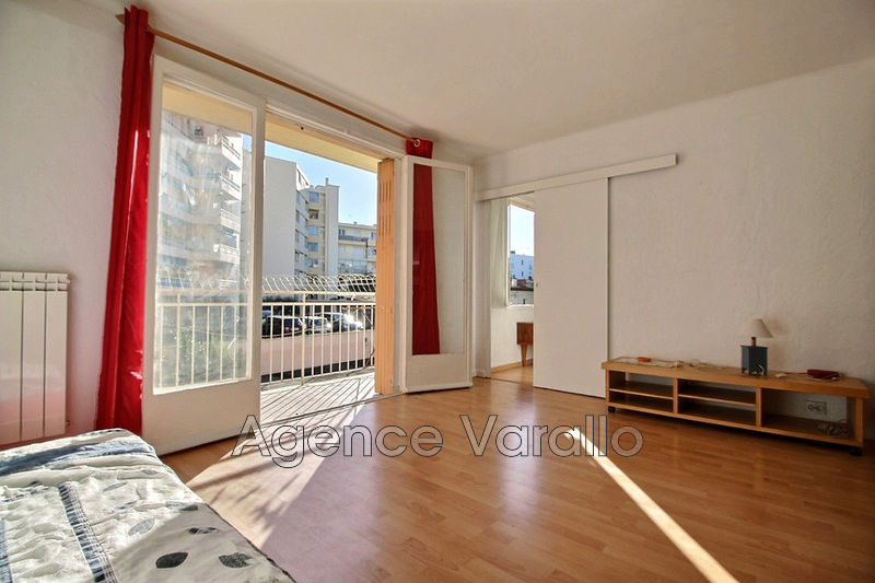 Photo Appartement Antibes Wilson,   achat appartement  2 pièces   40 m²