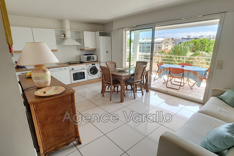 Apartment Juan-les-Pins La colle-badine,   to buy apartment  3 rooms   45 m²