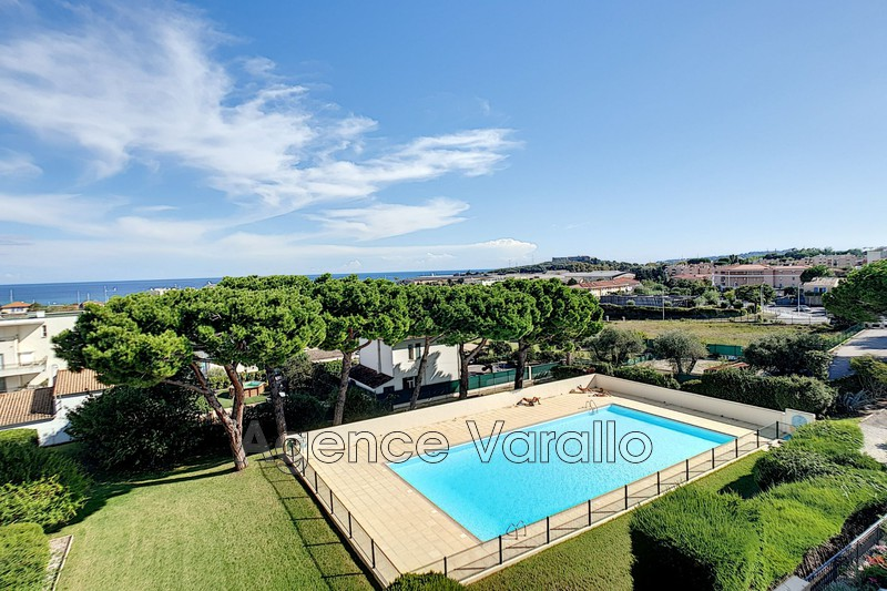 Photo Appartement Antibes La fontonne-val claret,   achat appartement  2 pièces   44 m²