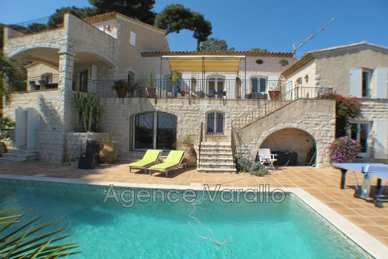 Photo Villa Antibes Brusquets,   to buy villa  4 bedrooms   290 m²