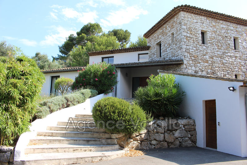 Photo Maison contemporaine Antibes Rastines-valmasque-constance,   achat maison contemporaine  4 chambres   188 m²