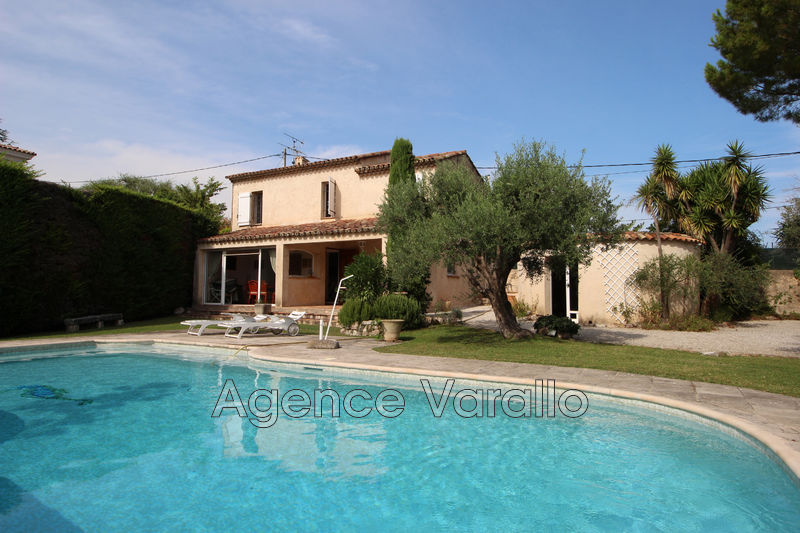 Villa Vallauris St maymes- brusquets,   to buy villa  3 bedrooms   97 m²