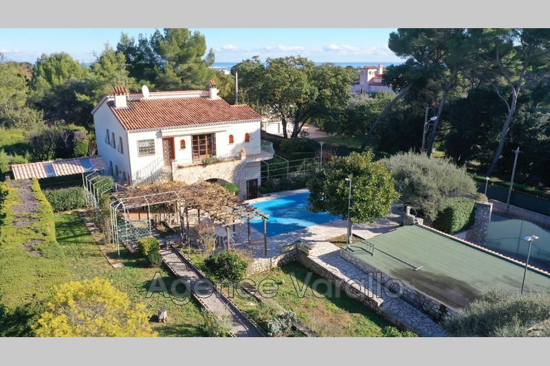 Photo Villa provençale Antibes Antibes hauteurs,   achat villa provençale  7 chambres   182m²