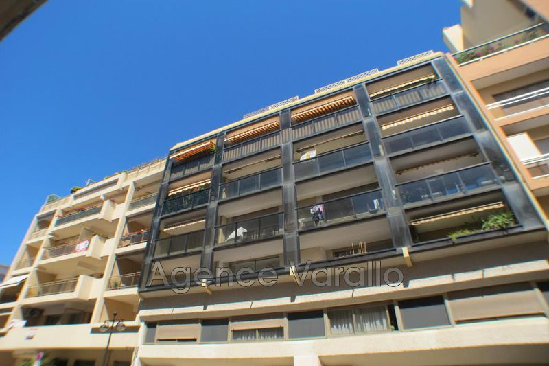 Photo Appartement Antibes Albert 1er,   achat appartement  3 pièces   52 m²