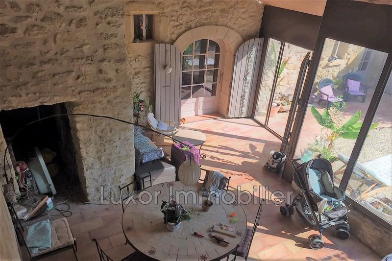 Maison de village Lourmarin   achat maison de village  3 chambres   130m²