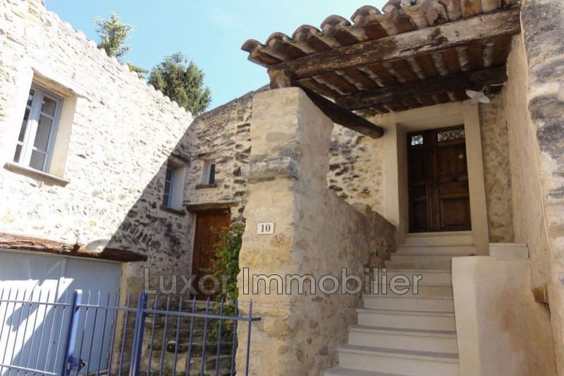 Maison de village Saint-Martin-de-la-Brasque   achat maison de village  3 chambres   130m²