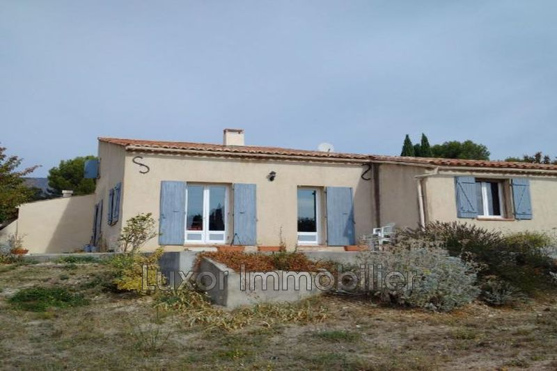 Photo Villa Cabrières-d'Aigues   to buy villa  5 rooms   130m²