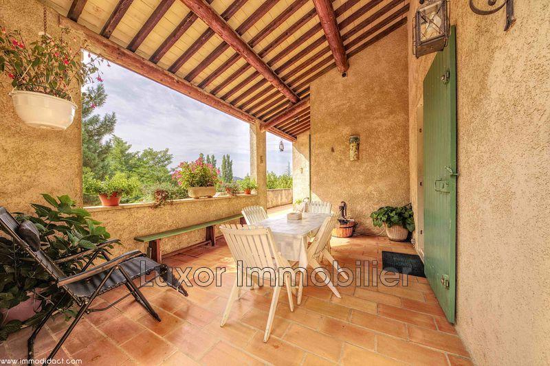 Villa Ansouis   achat villa  4 chambres
