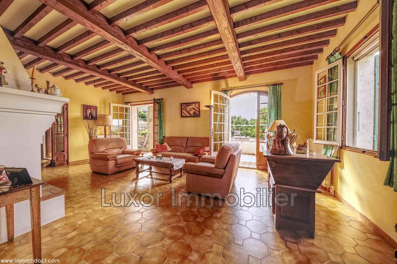 Photo n°3 - Vente Maison villa Ansouis 84240 - 445 000 €