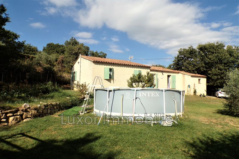 Villa La Bastide-des-Jourdans   achat villa  3 chambres   100m²