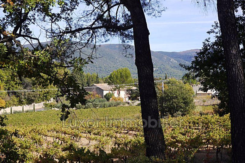 Villa Lourmarin   achat villa  3 chambres   216m²