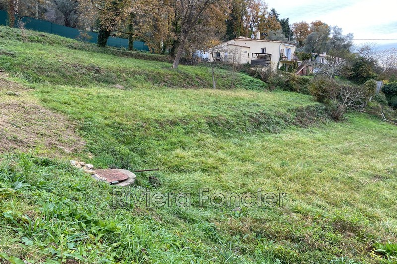 Land Biot Hauteurs,   to buy land   1500 m²