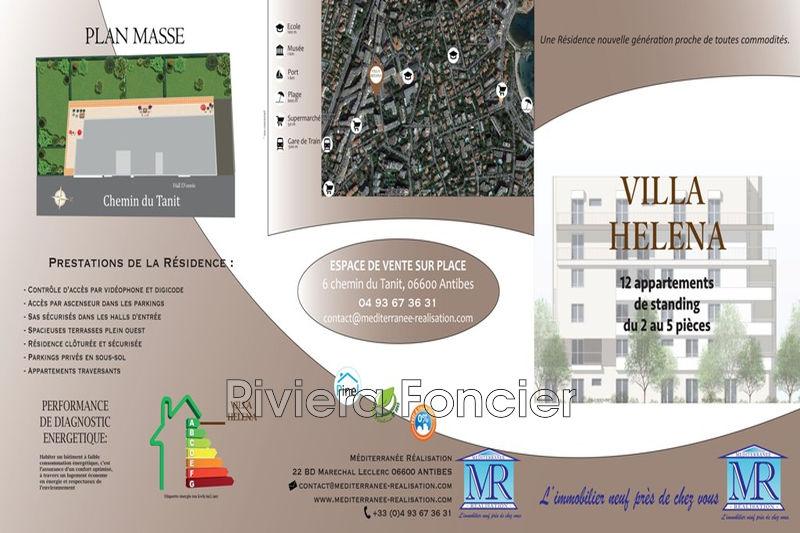 Photo n°5 - Vente appartement Juan-les-Pins 06160 - 235 000 €