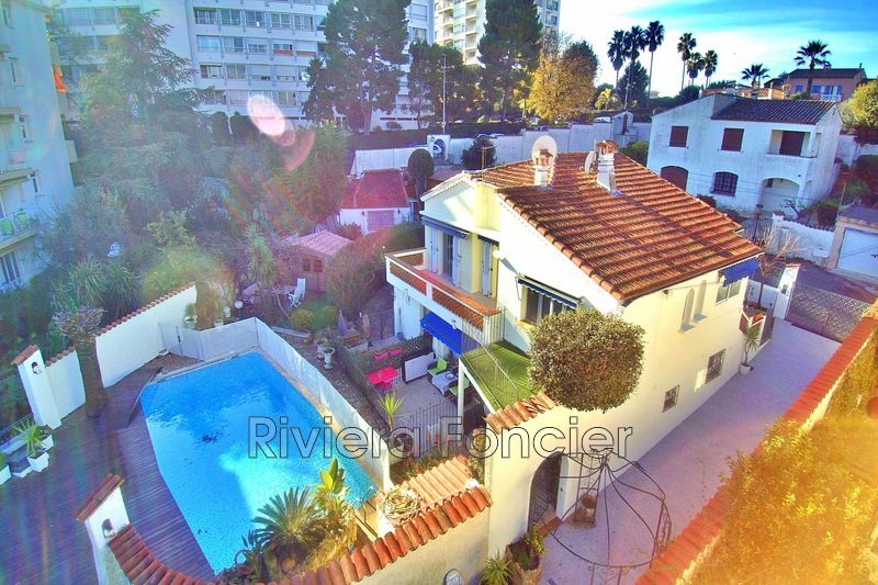 Photo Villa provençale Antibes Roi soleil,   achat villa provençale  4 chambres   200m²