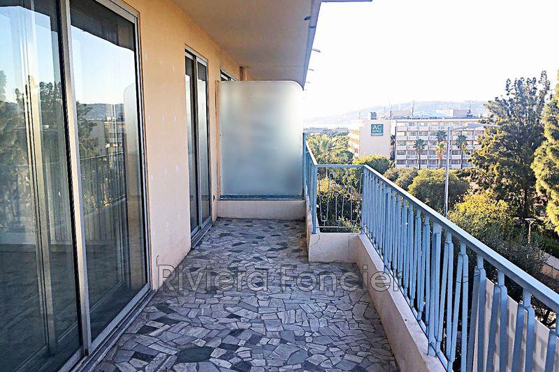 Photo Appartement Juan-les-Pins Sables - rostagne,   achat appartement  2 pièces   57m²