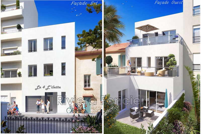 Photo Villa Antibes Ilette - salis - ponteil,   to buy villa  5 bedroom   160 m²