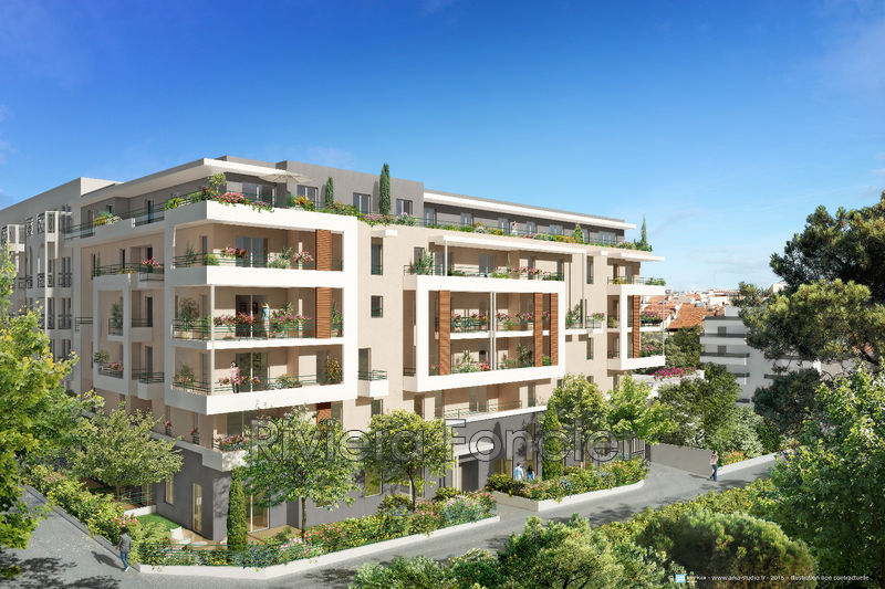 Apartment Juan-les-Pins Centre-ville,   to buy apartment  4 rooms   95 m²