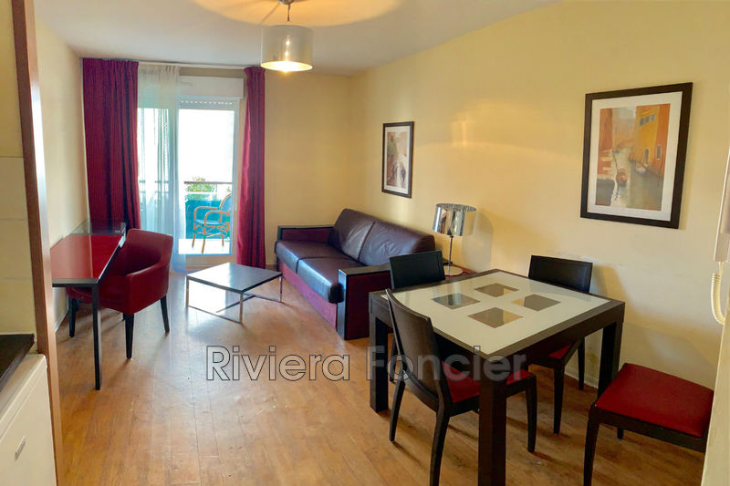 Photo Appartement Antibes Jules grec - saint claude,   achat appartement  2 pièces   28 m²