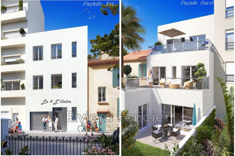 Photo n°2 - Vente maison Antibes 06600 - 510 000 €