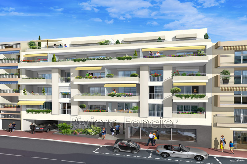 Apartment Antibes Centre-ville,   to buy apartment  2 rooms   46 m²