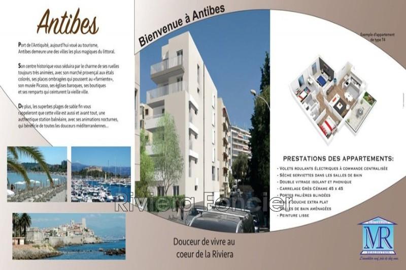 Photo n°4 - Vente appartement Antibes 06600 - 380 000 €