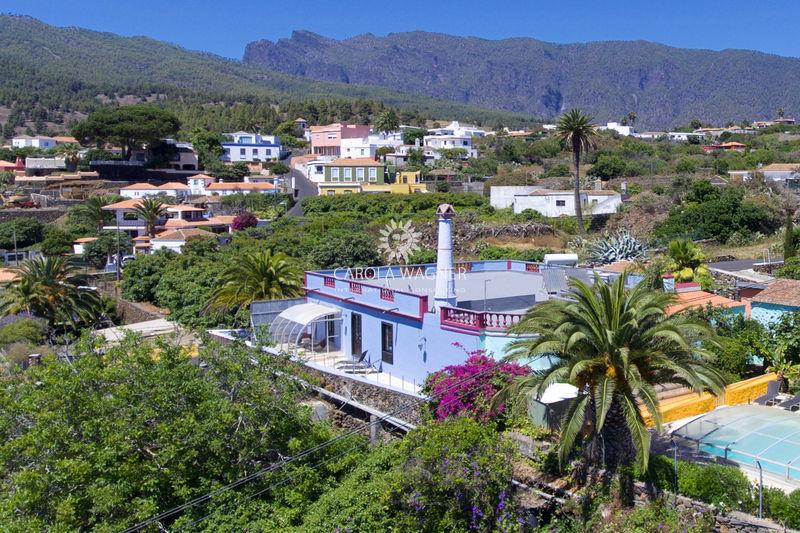 Maison de maître El paso La palma,   achat maison de maître  2 chambres   175m²