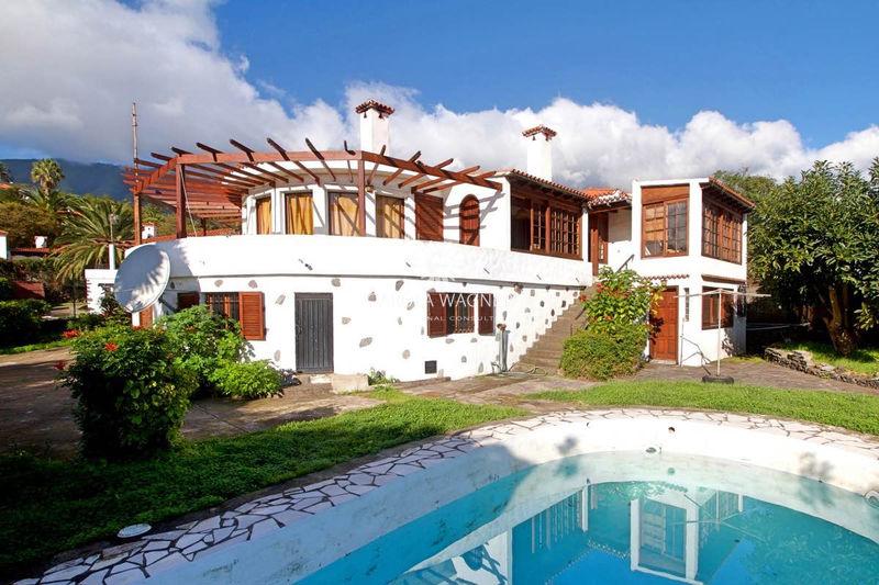 Villa Brena Alta La palma,   achat villa  4 chambres   188m²