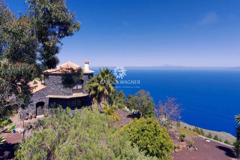 Villa Fuencaliente La palma,   achat villa  2 chambres   288m²