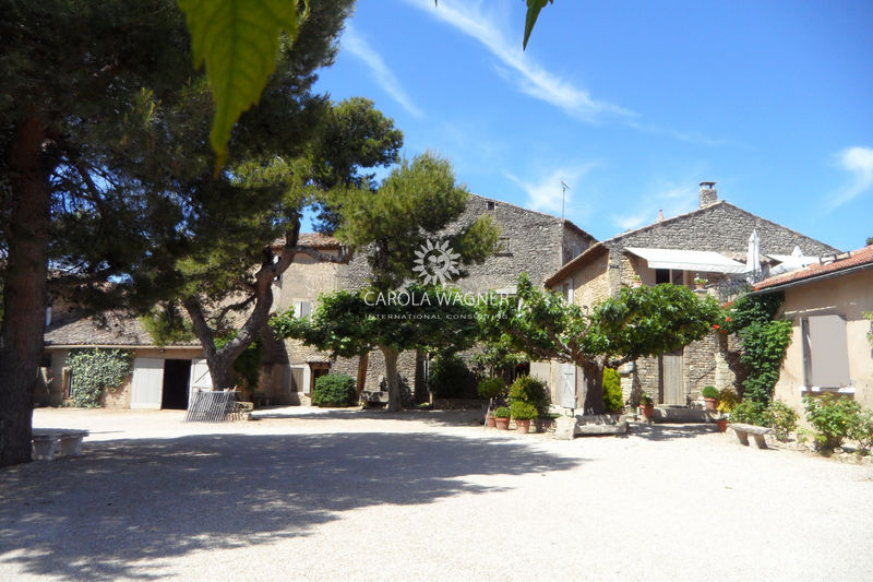 Mas Cabrières-d'Avignon Luberon,   achat mas  5 chambres   410m²