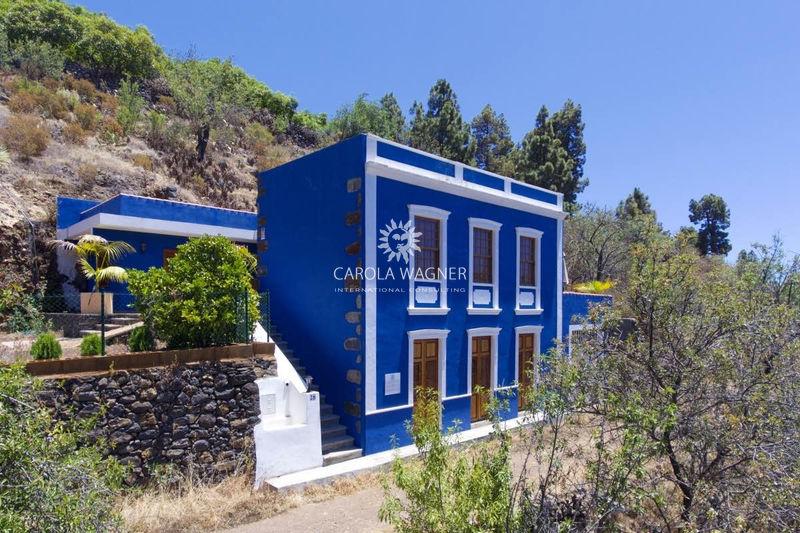 Maison de campagne Tijarafe La palma,   achat maison de campagne  3 chambres   194m²