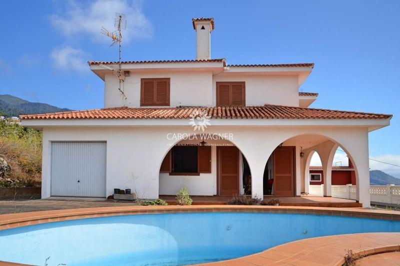 Villa Santa Cruz de la Palma La palma,   achat villa  4 chambres   213m²
