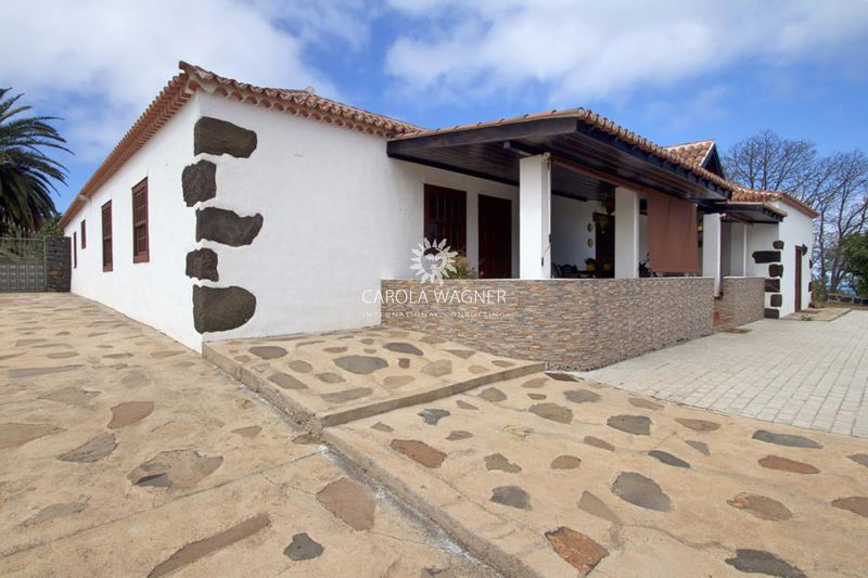 Country house Puntagorda La palma iles canaries,   to buy country house  4 bedroom   200 m²
