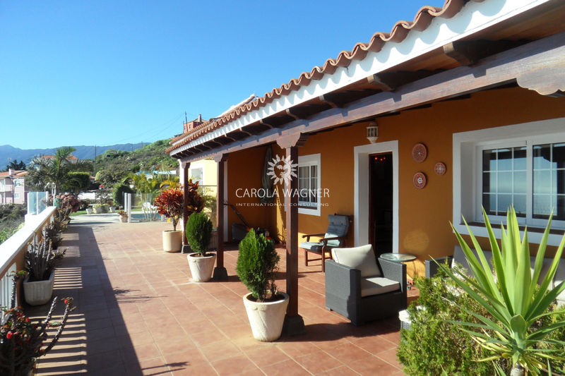 Villa Puntallana La palma iles canaries,   to buy villa  4 bedroom   200 m²