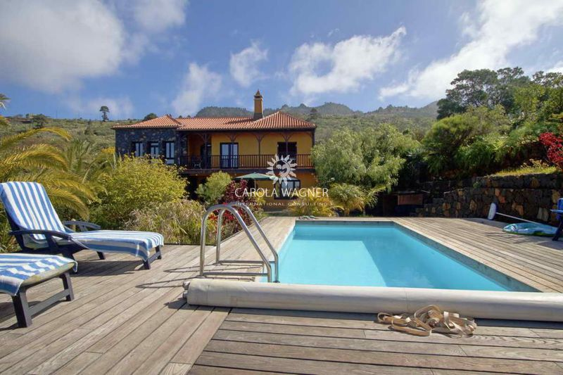 Villa Garafia La palma iles canaries,   to buy villa  3 bedroom   160 m²