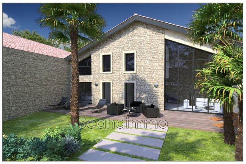 Photo n°1 - Vente maison en pierre Clermont-l'Hérault 34800 - 360 000 €