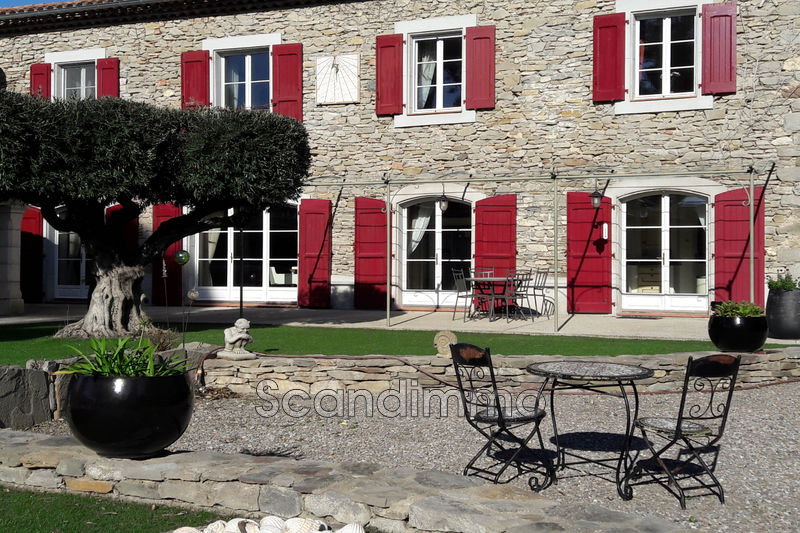 Photo n°4 - Vente maison en pierre Olonzac 34210 - 695 000 €