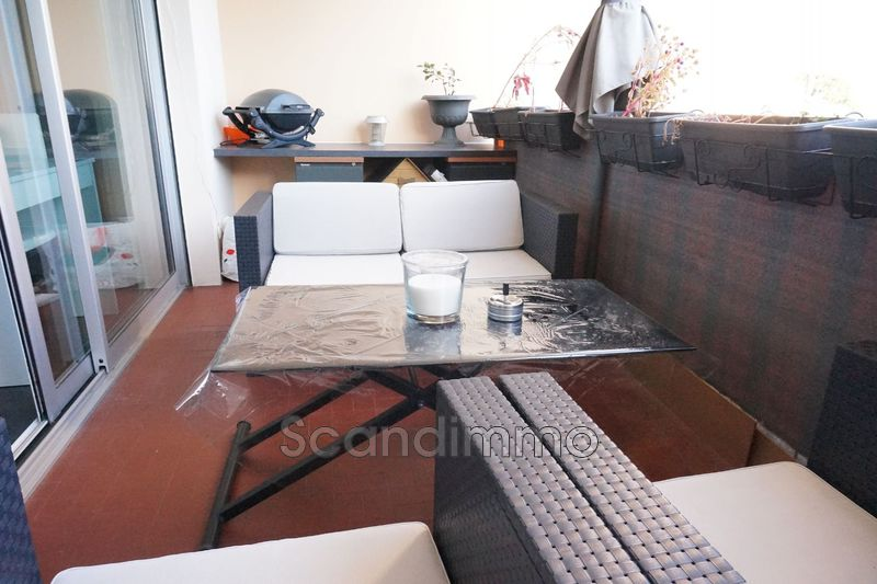 Photo Appartement Antibes Terre blanche,   achat appartement  4 pièces   75 m²
