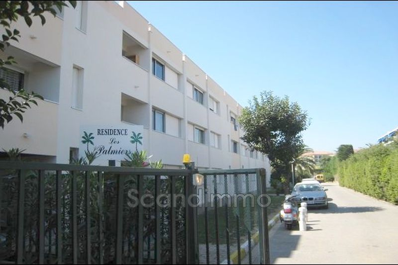 Photo Appartement Antibes La fontonne,   achat appartement  1 pièce   20 m²