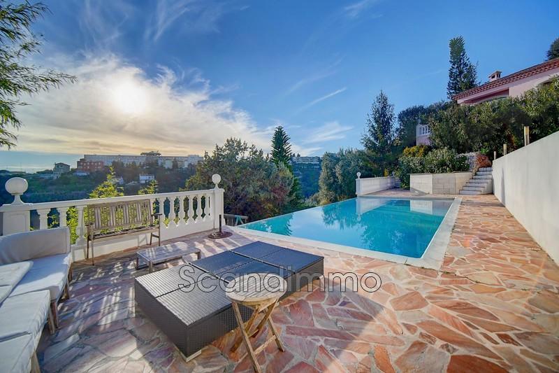 Photo Villa Nice Colline de bellet,   to buy villa  6 soverom   390m²