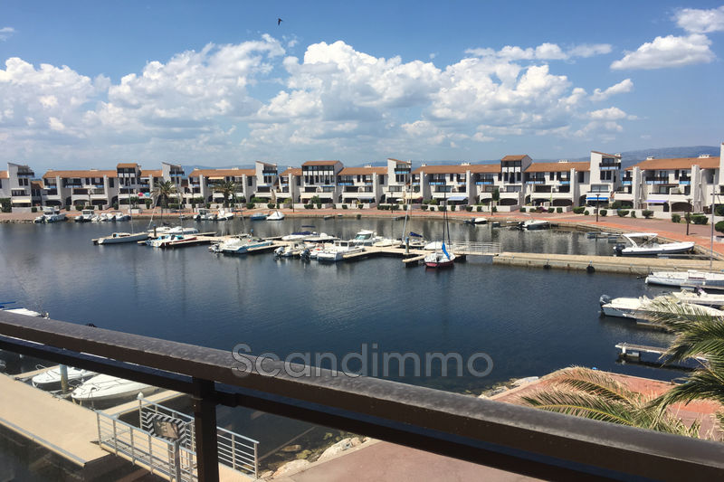 Photo n°3 - Vente appartement Le Barcarès 66420 - 99 000 €