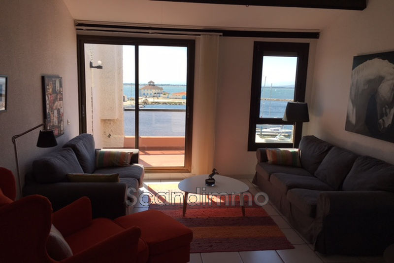 Photo n°9 - Vente appartement Le Barcarès 66420 - 99 000 €