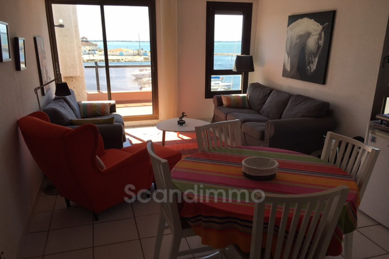 Photo n°10 - Vente appartement Le Barcarès 66420 - 99 000 €