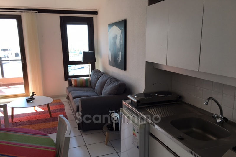 Photo n°11 - Vente appartement Le Barcarès 66420 - 99 000 €
