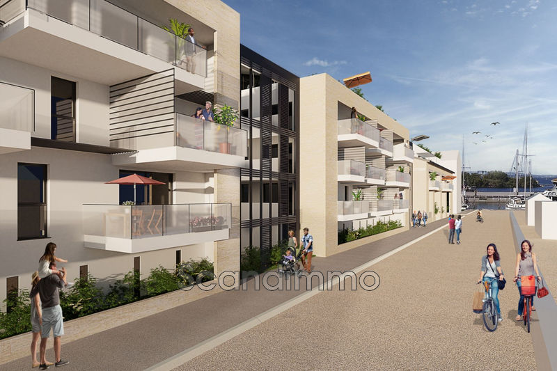 Photo n°5 - Vente appartement Marseillan 34340 - 149 000 €