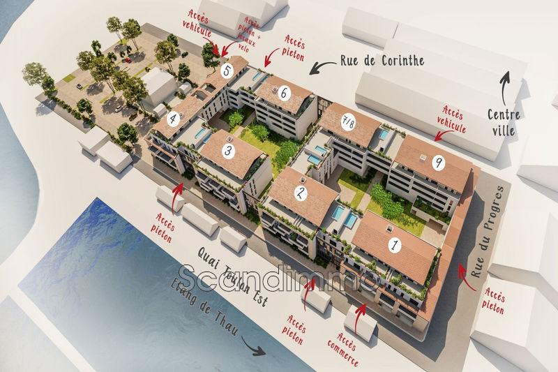 Photo n°4 - Vente appartement Marseillan 34340 - 149 000 €